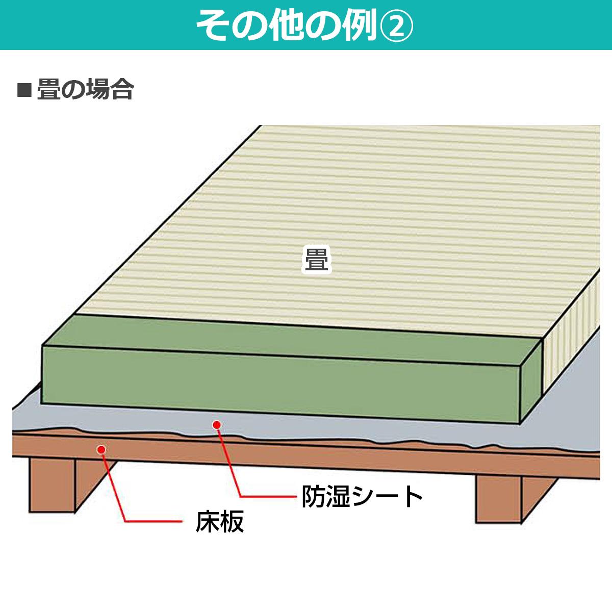 その他の例2 畳の場合