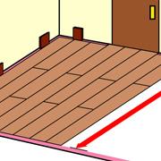 床材のリフォーム
