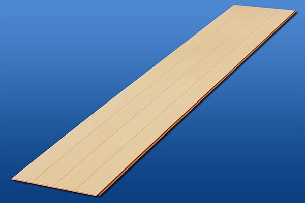 リフォーム上貼り・二重床用フローリング バニラ見本写真