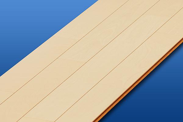 リフォーム上貼り・二重床用フローリング バニラ拡大写真